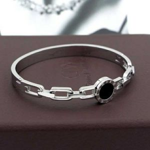 Jewelry - Onyx Stainless Steel Bangle